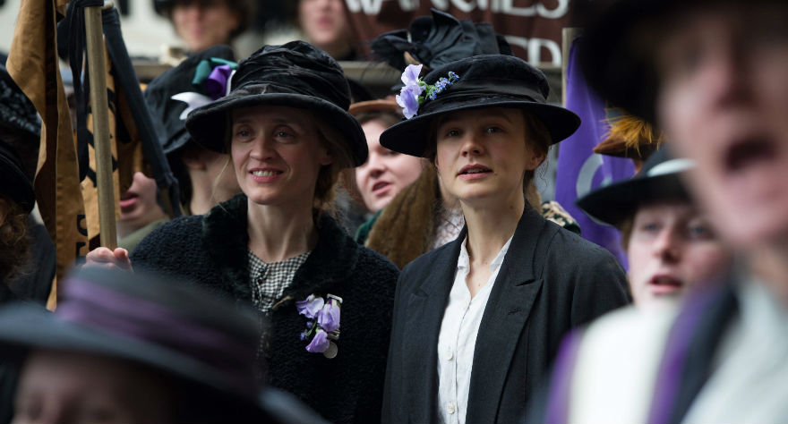 Sarah Gavron and Abi Morgan On Carey Mulligan, 'Suffragette'