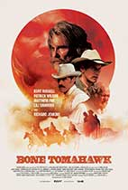 Bone Tomahawk movie poster