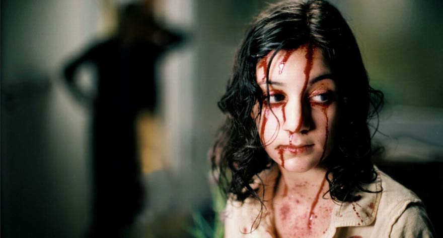 Let The Right One In horror film