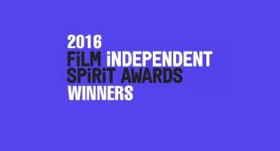2016 Independent Spirit Award Winners