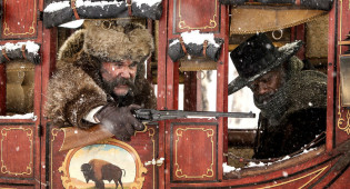 WATCH: New Trailer For Quentin Tarantino's 'Hateful Eight' Drops Amid Controversy