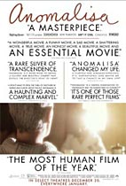 Anomalisa (AFI Review) movie poster