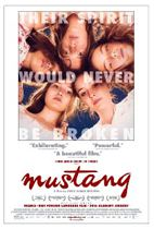 Mustang movie poster