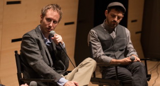 László Nemes and Géza Röhrig on Connecting with History in 'Son of Saul'