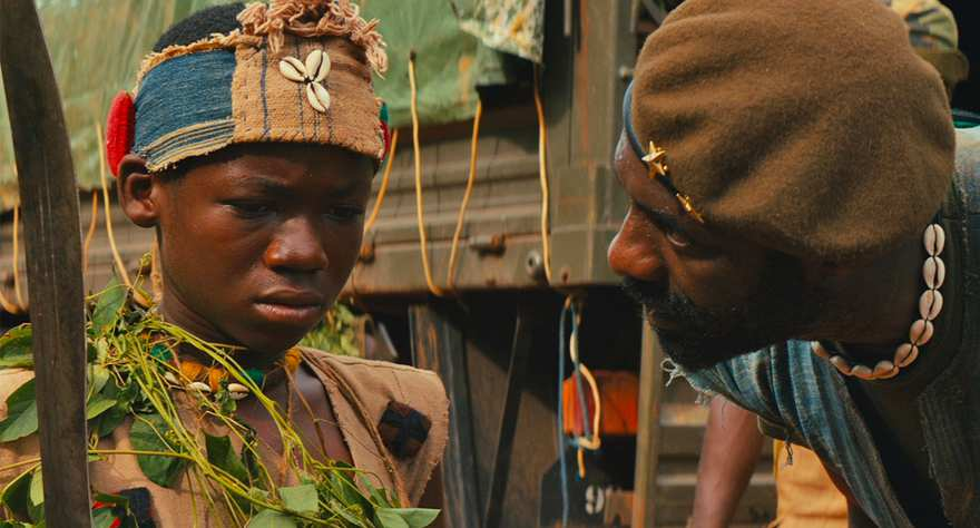 Beasts of No Nation 2015 movie
