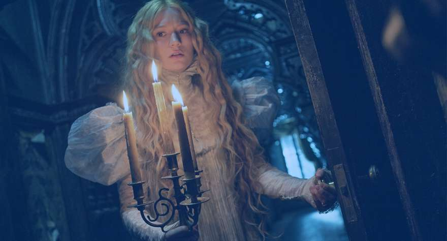 Crimson Peak 2015 underrated movie
