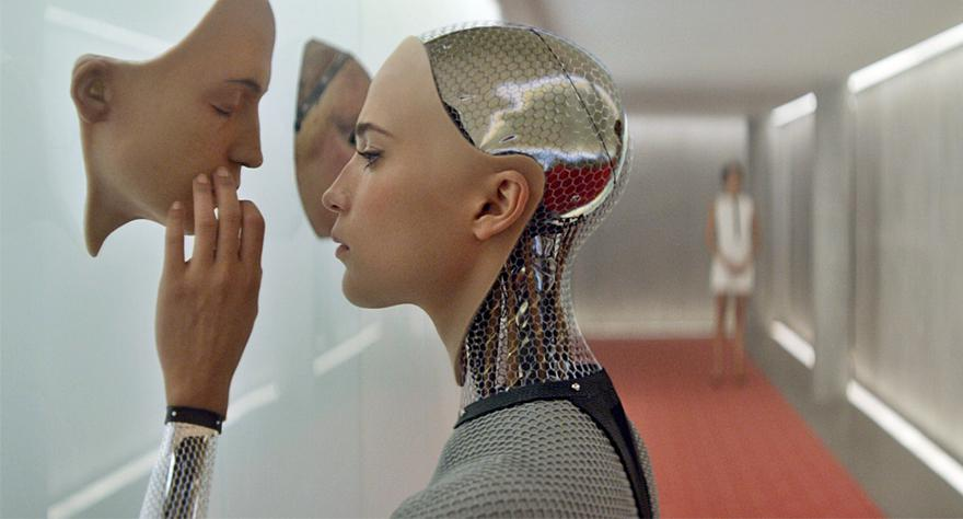 Ex Machina 2015 movie