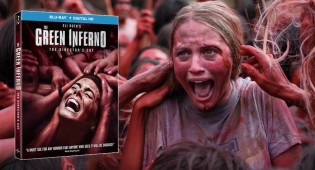 Giveaway: Eli Roth's Cannibal Horror 'The Green Inferno' on Blu-ray