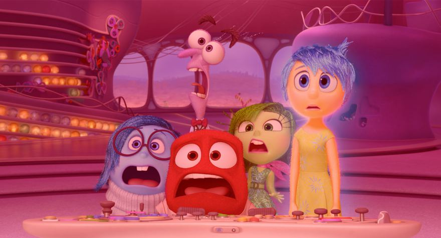 Inside Out Overrated movie
