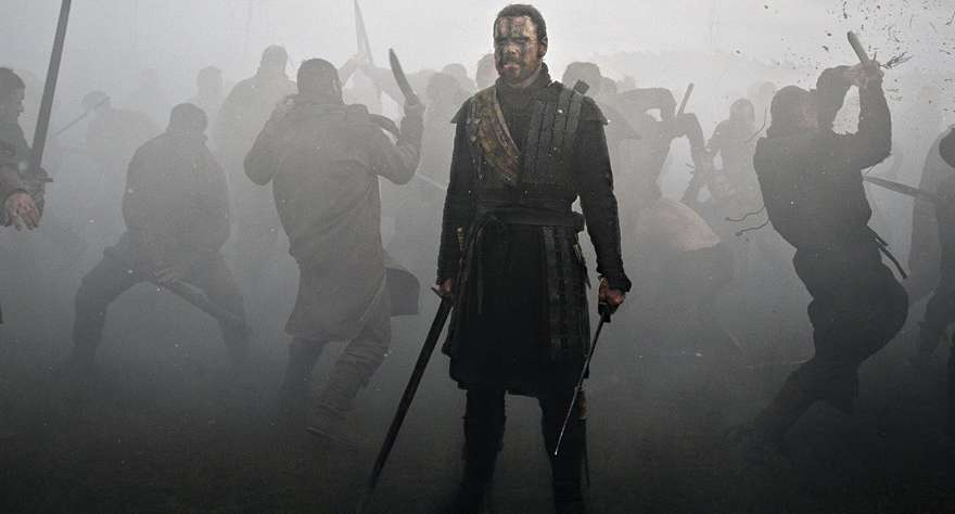 Macbeth 2015 movie