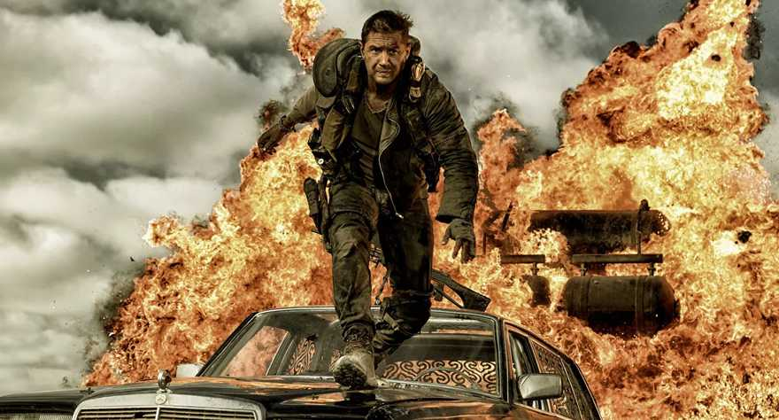 Mad Max: Fury Road 2015 movie