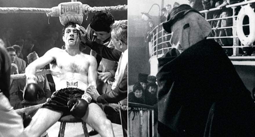 Raging Bull The Elephant Man movie
