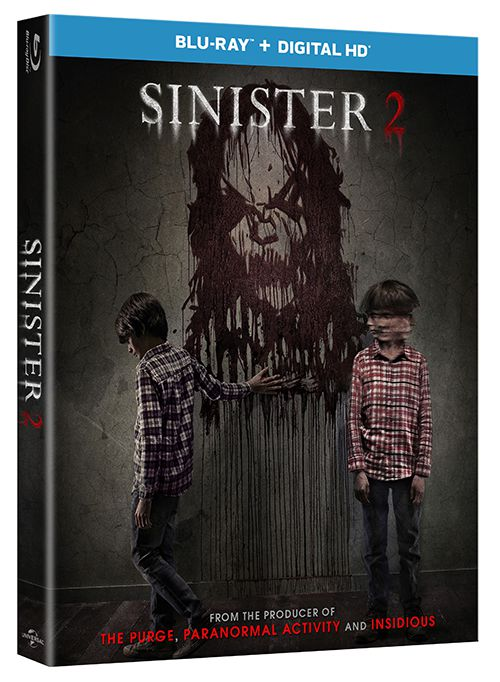 Sinister 2 bluray cover