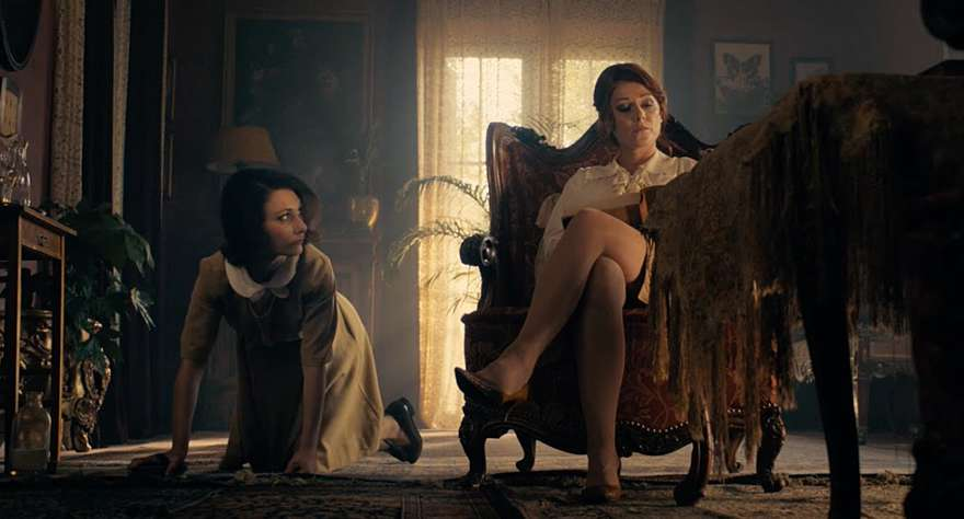 The Duke of Burgundy 2015 movie