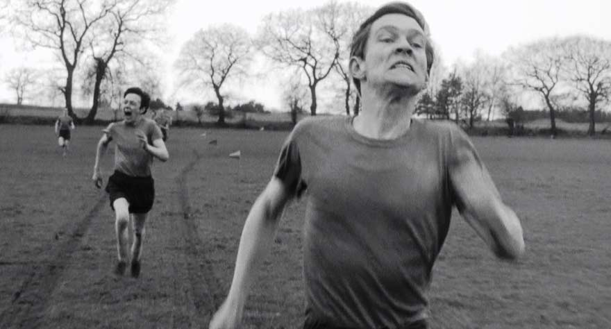 The Loneliness of the Long Distance Runner film