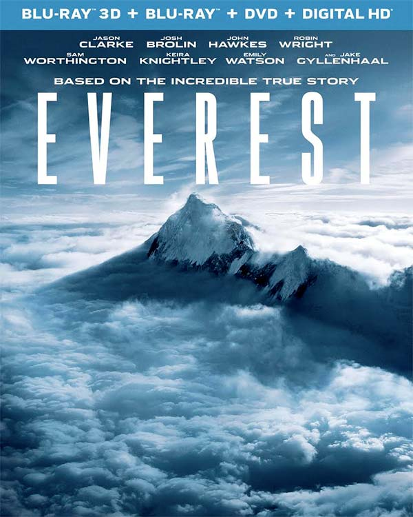 Everest bluray cover