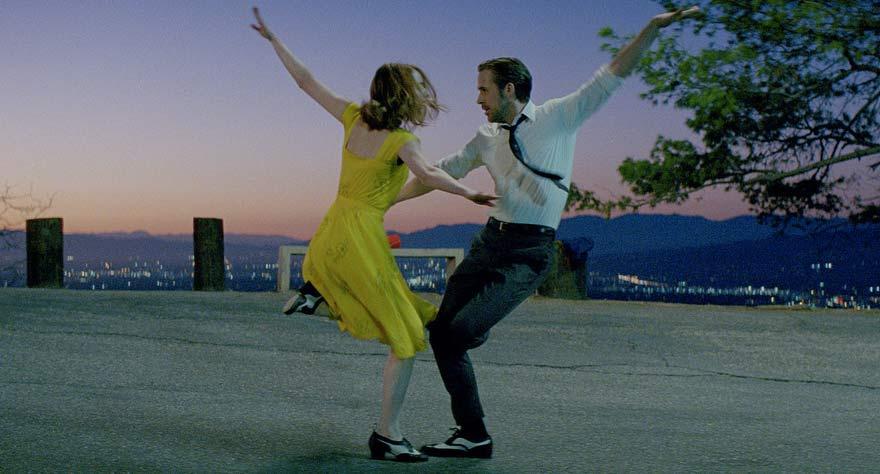 La La Land 2016 indie movie