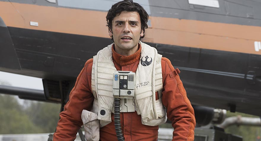 Oscar Isaac Star Wars Force Awakens