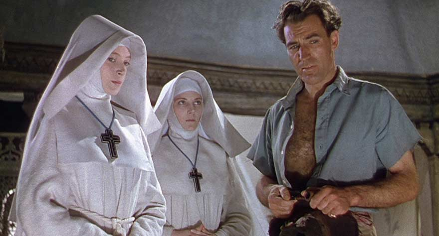 Black Narcissus 1947 movie