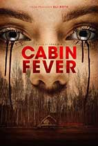 Cabin Fever movie poster