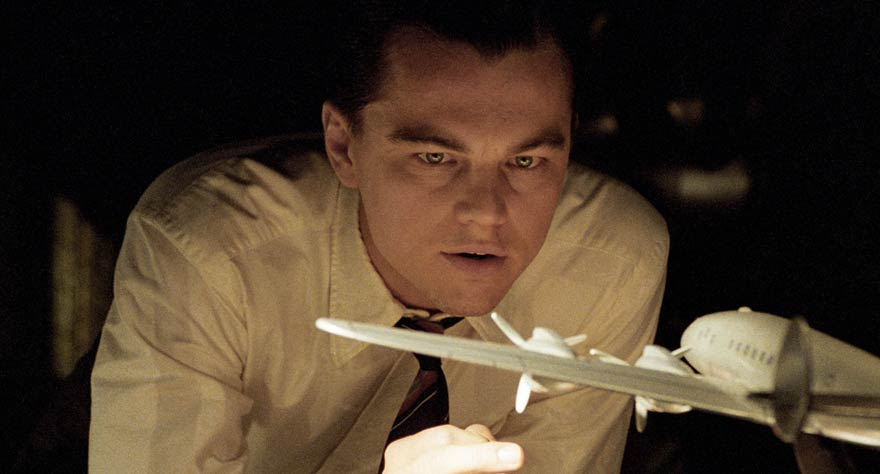 The Aviator 2004 movie