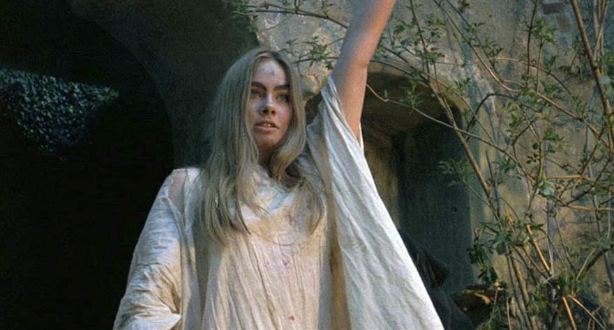 The Blood on Satan's Claw 1971 film