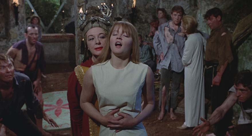 The Witches 1966 movie