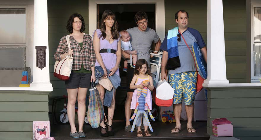 Togetherness TV series