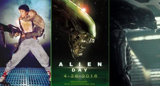 April Brings Us ALIEN DAY Because #Merchandise and #Nostalgia