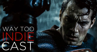 Way Too Indiecast 59: 'Batman v Superman,' Paul Taylor and Alex Megaro of 'Driftwood'