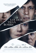 Louder Than Bombs movie poster