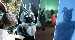 7 Scariest Rabbits in Movie History