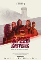 Speed Sisters movie poster