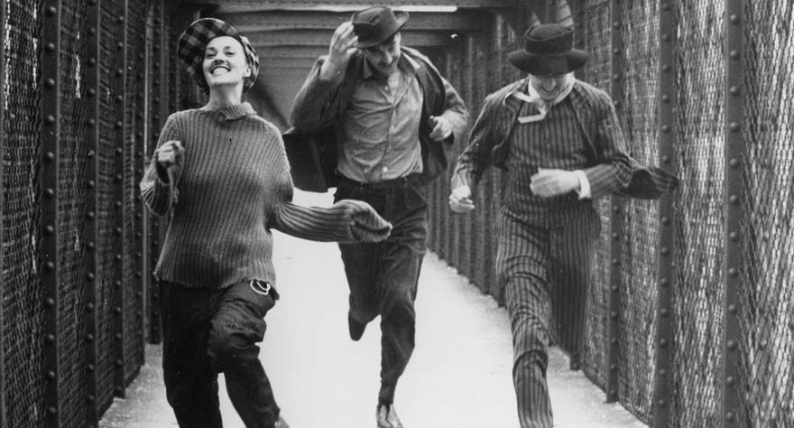 Jules and Jim 1962