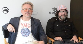 'Nerdland' Filmmakers Chris Prynoski and Andrew Kevin Walker talk Fame and Sweaty-Palmed Desperation
