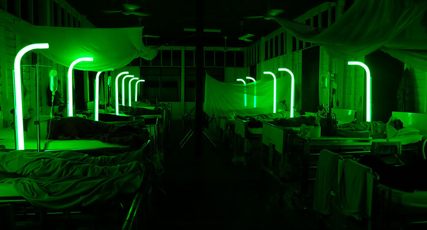 Apichatpong Weerasethakul Talks 'Cemetery of Splendour'