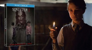 Giveaway: Spooky Sequel 'Sinister 2' on Blu-ray