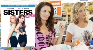 Giveaway: Tina Fey and Amy Poehler Comedy 'Sisters' on Blu-ray